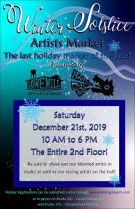Winter Solstice Artists Market - The Barking Dog Arts @ The Barking Dog Arts