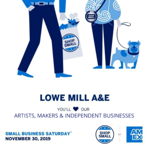 Small Business Saturday @ Lowe Mill ARTS & Entertainment